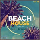 The Finest in House & Deep House vol 26 mixed by LEX GREEN