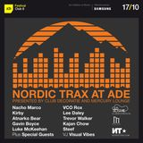 Nordic Trax Radio - NT X ADE 2014 Part 1 - Trevor Walker, Steef - Oct 2014