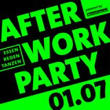 DJ Gekstar at After Work Party Jena 01.07.2015 Restaurant Bauersfeld