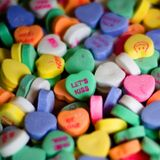 Sweet Candy Love Drops