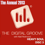 The Digital Groove Annual 2013  - Heavy Soul (Disc 3)