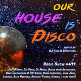 Our House is Disco #411 from 2019-11-08