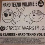 DJ Clarkee - Hard Tekno Volume 5, 1994