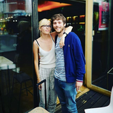 Frederika & miche at the BBE Store - 6th July 2019