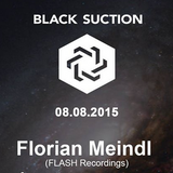 Florian Meindl at Black Suction Zürich 2015 #Techno