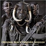 "HIP HOP OST - ""Original Black Panther, Nigguh"""