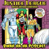 JLI Podcast #20 - Justice League International #20 (Dec 1988)
