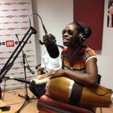 Iyeoka live session at the Cosmas Develegas show on Radio Pepper 96.6 in Athens, Greece (15/05/2013)