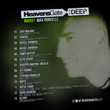 HeavensGate Deep EP321 - Sept. 2018 - Max Porcelli Minimal Deep Tech Mix