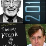 Q&A: TOM FRANK-What's the Matter with Kansas?-EDGAR CAHN-founder of Legal Services & Time Dollars