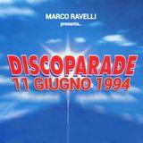 Discoparade del 11 Giugno 1994 (Discoradio - Marco Ravelli) [INCOMPLETA]