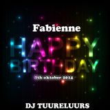 Fabienne Happy B-day mix 2014