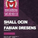 Fabian Dresens @ Macarena Club