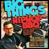 Big Things BBQ Warm up 8 July 2013