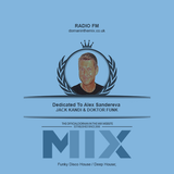 Dedicated to Alex Sandereva our Friend - mixed By Jack Kandi & Doktor@Funk