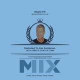 Dedicated to Alex Sandereva our Friend - mixed By Jack Kandi & Doktor@Funk