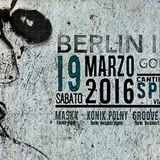 MASKK@SPINTIME LAB 19-3-16 ROMA
