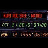 Matieu b2b KurtRocSkee Live on Bassport FM (21.10.2015)