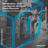 Shadowbox @ Radio 1 07/10/2018: Shadowbox × Gram Records poprvé