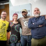 Brownswood Forum: Wrighty, Beane, Elmo & Ny Henry // 24-08-17