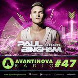 Radio GTF.CLUB - Paul Bingham - Avantinova Radio 47