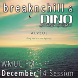 December Session '14 w. DINO Live @ WMUC FM
