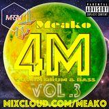4M Vol 3 MRGN Drum N Bass Mix