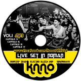 KNNO - NOMAN VS BASSROOM @ CAPITULO 16 - 20-04-2013 (Live Set)
