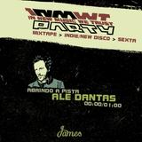 Indie / New Disco > 25/10 > 00:00/01:00 > Ale Dantas