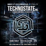Technostate Inc. Showcase #143: Sound Forest guest mix | Diesel FM