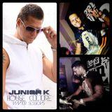 Junior K Presents House Culture Winter Sessions