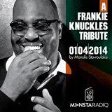 A Frankie Knuckles Tribute On Mansta Radio