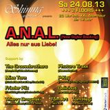 Delicious - The Shining Events pres. A.N.A.L. @ Inside, EM - 24-08-2013