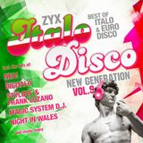 ZYX Italo Disco New Generation Vol.9 (Continuos Mix by Cziras)