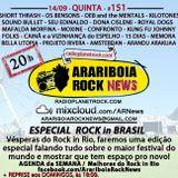 # 151 Arariboia Rock News - 14.09.2017 - Especial Rock In Rio