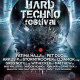 CrimeTekk - Hardtechno Festival Promo Mix