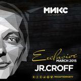 JUNIOR CROFF - МИКС AFTERPARTY MARCH