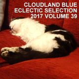 Cloudland Blue Eclectic Selection 2017 Vol 39