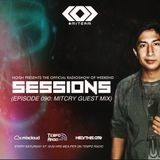 SESSIONS Radioshow #090 (Mitcry Guest Mix)