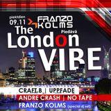 Andre Crash - London Vibe Event Set (09-11-2012)