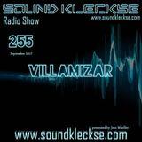 Sound Kleckse Radio Show 0255 - Villamizar