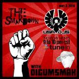 THE SMAKDOWN WITH DIGUMSMAK .. 5-3-2018