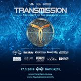 Ferry Corsten - @ The Spirit Of The Warrior, Transmission Bangkok, Thailand (2018-03-17)