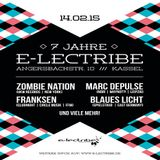 Own.Way @ 7 Jahre e-lectribe - Club e-lectribe Kassel - 14.02.2015