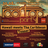 HAWAII MEETS THE CARIBBEAN ROOFTOP PARTY Teaser