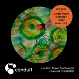 Conduit Set #029 | Underwater Pool Party (electric) (curated by Dave Blackwood) [GYSHIDO]