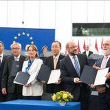 Wunder Parlement - De la cop21 à la cop22 - Ratification des accords de Paris - Marc Tarabella (S&D)