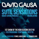 Sutil Sensations Radio Show/Podcast - 1st show new season 2017/18 - Ibiza Most Played Tunes 2017!