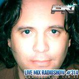 Paul Nova Live Mix 314
