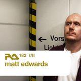 RA.182 Matt Edwards (Part I)